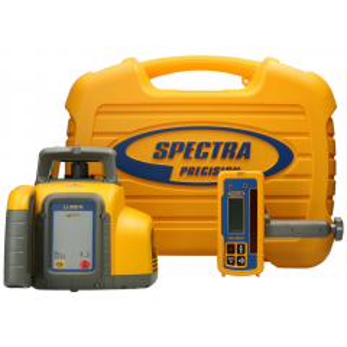 Laser Spectra LL300 N met toebehoren in koffer