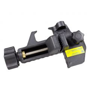 Baakklem voor handontvanger type 505R geel