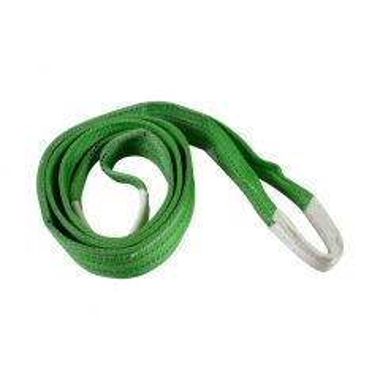 Hijsband 2 ton groen 60 mm breed