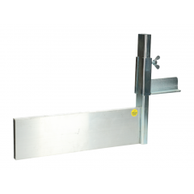 Strakvlakmaatje / afrei hoogteverstelbaar werkbreedte 30 cm