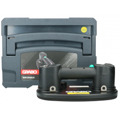 Vacuüm-handapparaat model Nemo Grabo plus in koffer