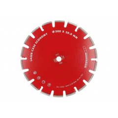 Diamantblad Baksteen / Asfalt CA Classic  Ø 300 x 20 mm