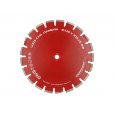 Diamantblad Baksteen / Asfalt CA Classic  Ø 350 x 20 mm