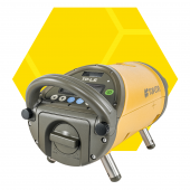 Topcon rioollaser TP-L6B incl. RC-500 afstandsbediening
